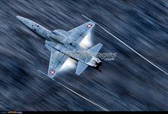 Swiss Air Force Northrop F-5E Tiger II (J-3068).
