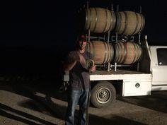 Neil bringing more barrels