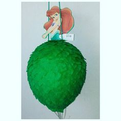 Check out this item in my Etsy shop https://www.etsy.com/listing/545144249/the-little-mermaid-pinata