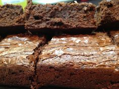 In honour of the start of this years Great British Bake Off, I thought I would post a recipe from the first ever winner of the series- Edd Kimber. I'm always up for trying a brownie recipe as they ...
