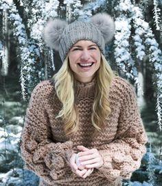 Matching Family Personalised Double Faux Racoon Fur Pom Pom | Etsy Winter Newborn, Racoon, Fur Pom Pom, Winter Hats, Beanie, Etsy, Fashion, Moda, Fashion Styles