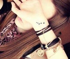swallow wrist tattoo - Google Search