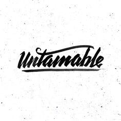 Typography Mania #258 | Abduzeedo Design Inspiration