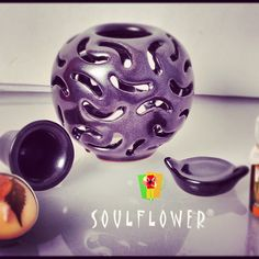 Soulflower Aroma in black