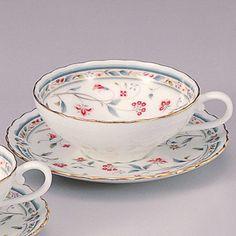 """Hana Sarasa"" tea cup from Noritake."