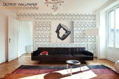 Detroit Wallpaper | Design Ideas | Wall Covering