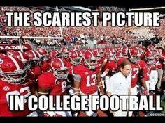 Alabama Football Funny, Alabama Baby, Football Memes, College Football, American Football, Uofa Football, Alabama Memes, Football Season, Roll Tide Football