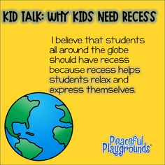 Playgrounds, Believe, Relax, Student, Peace, Activities, Kids, Young Children, Boys