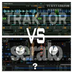 Who you got? #traktor #serato #turntables #dj #scratching #turntablism by turntablism.website