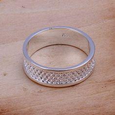 mannen 925 sterling zilveren ring