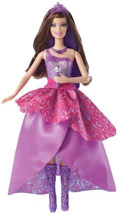 Barbie The Princess And Popstar Keira Doll