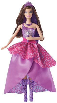 Barbie The Princess and The Popstar Keira Doll - Free Shipping