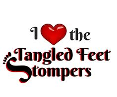 I love the Tangled Feet Stompers!