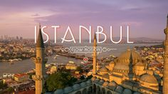 Istanbul | Flow Through the City of Tales?