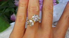 4.63 Moi et Toi! : Show Me the Bling! (Rings,Earrings,Jewelry) • Diamond Jewelry Forum - Compare Diamond Prices, Discussions & Diamond Information