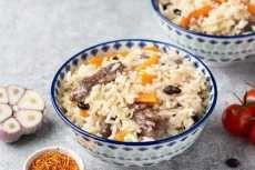 Рецепты Oatmeal, Bacon, Grains, Rice, Breakfast, Food, The Oatmeal, Morning Coffee, Rolled Oats