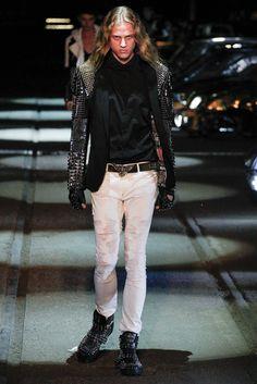 Philipp Plein Spring 2016 Menswear Fashion Show - Konan Hanbury