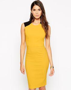 Vesper Rina Dress with Lace Back