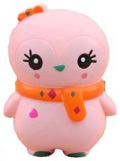 cute pink baby winter penguin scented squishy kawaii 450 designer and niche perfumes/colognes to choose from! <Visit> http://qoo.by/2wrI/
