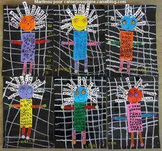 DIy Recycled Paint Scraper for Kids Childrens Workshop, Kindergarten Art Lessons, Detail Art, Preschool Art, Art Plastique, Elementary Art, Art Activities, Teaching Art, Art Education