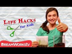 Sunnys Rainy Day Game Hacks I LIFE HACKS FOR KIDS