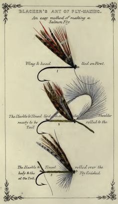 how to tie a salmon fly