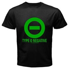 TYPE O NEGATIVE It's Never Enough Album Men's Black T-Shirt Size S to 3XL #Unbranded #GraphicTee