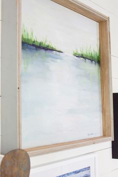 Ruthie Carlson Art Painting | The Lettered Cottage Gallery Wall