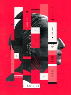 Collage Artworks by Mike McQuade   Inspiration Grid   Design Inspiration