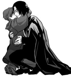 Always Séverus Snape and his adopted son Harry Potter Harry Potter Fan Art, Magia Harry Potter, Harry Potter Severus Snape, Severus Rogue, Harry Potter Ships, Harry Potter Films, Harry Potter Images, Harry Potter Fandom, Harry Potter World