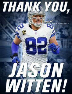 f2150b0ad Jason Witten Retireing After 15 Years 💙 The Blue Dallas Cowboys Nails