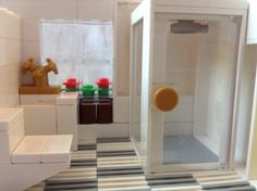 Modern Lego farmhouse bathroom                                                                                                                                                                                 More