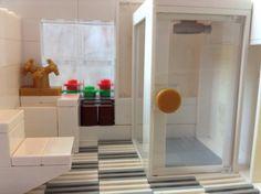 Modern Lego farmhouse bathroom                                                                                                                                                                                 More