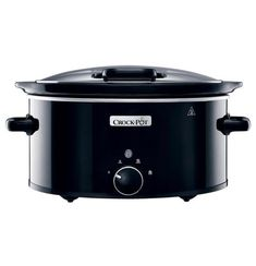 Crock-Pot CSC031 5.7L Slow Cooker With Hinged Lid 220-240 Volts 50Hz Export Only