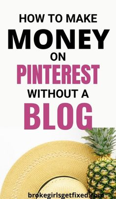 Way To Make Money, Make Money Online, How To Start A Blog, How To Make, Money From Home, Blogger Tips, Blogging For Beginners, Pinterest Marketing, Money Tips