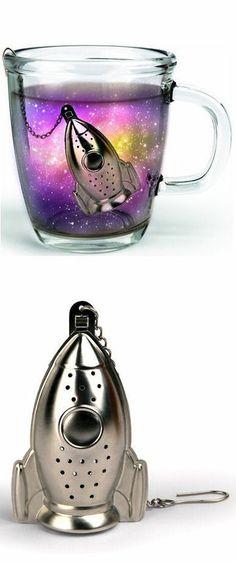 Rocket Tea Infuser //