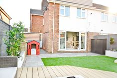 Our Back Garden Makeover - Before & After - An Award-Nominated Family and Lifest.