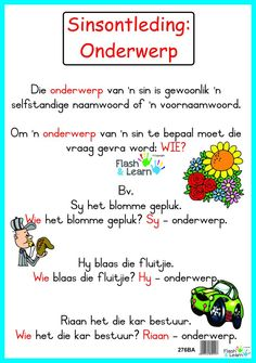Related image Writing Words, Academic Writing, Preschool Learning Activities, Kids Learning, Afrikaans Language, Afrikaanse Quotes, Teaching English Grammar, Teachers Aide, Kids Poems