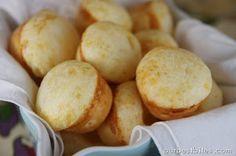 Quick Brazilian Cheese Rolls {Pao de Queijo} | Our Best Bites