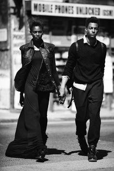 Beautiful Photography blacklove | black passion | black romance | black couple