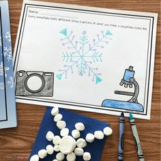 Free Printable Snowflake Bentley