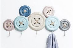 Patère KARE DESIGN Boutons Pastel KNOBS