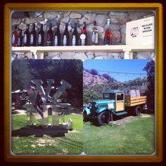 Photo by jaybroccoli at Malibu Wines
