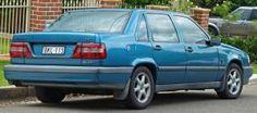 The Pioneer of a Modern City Car Volvo 850 Sedan