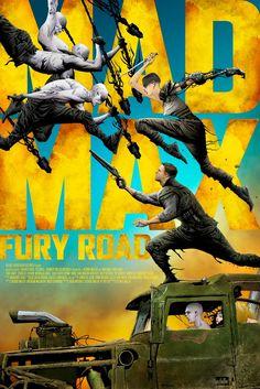 Mad Max: Fury Road by Jae Lee *