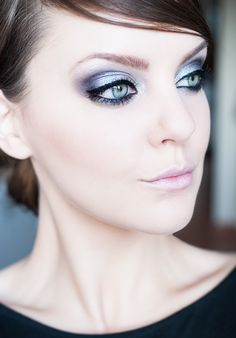 Eurovision look by Malin Make Up, Lipstick, My Style, Beautiful, Beauty, Nails, Eyes, Finger Nails, Lipsticks