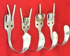 fork hangers  haha