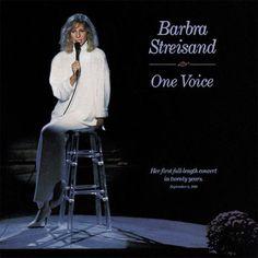 Barbra Streisand One Voice - vinyl LP