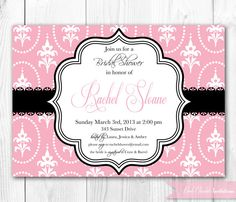 Paris Bridal Shower Decorations  Paris by HauteChocolateFavors, $15.00