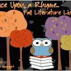 This complete packet focuses on the following Common Core Skills for rhyming:                  CCSS.ELA-Literacy.RF.K.2a                  CCSS.ELA-...